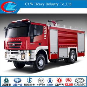 Iveco Hongyan Foam-Water Fire Fighting Truck (CLW5190) pictures & photos