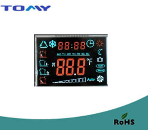 7 Segments LCD Display Custom Segment LCD pictures & photos