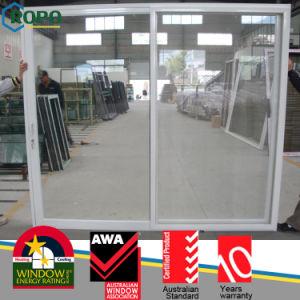 Australian Standard As204 Aluminum Sliding Windows and Doors pictures & photos