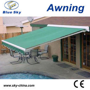 Popular Remote Control Folding Retractable Awning (B4100) pictures & photos