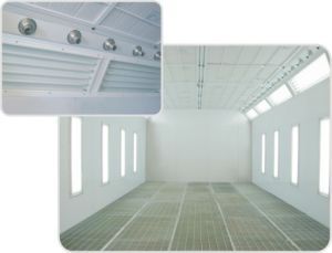 Yantai Empire Car Paint Booth Auto Spray Booth pictures & photos