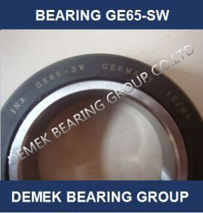 Radial Spherical Plain Bearing Ge65 Sw pictures & photos