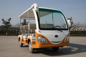 Import Chinese 8-Seats Electric Tourist Bus for Sale pictures & photos