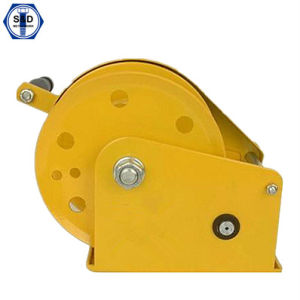 1800lbs Hand Winch Powder Coating pictures & photos