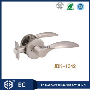 Zinc Alloy Bathroom Door Lock with Emergency Open Function pictures & photos