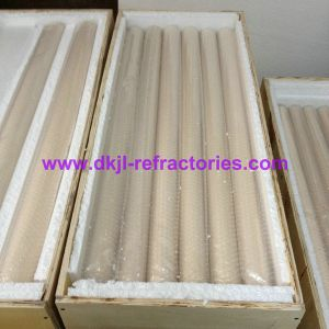 High Strength Alumina Ceramic Roller for Industrial Kilns pictures & photos