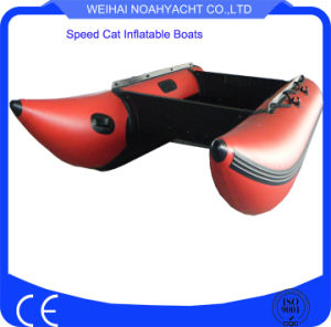 High Speed 50km/H Small Strong Racing Inflatable Boats pictures & photos