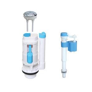 Toilet Repair Kit Flush Valve Fill Valve IV102+ Ov202+ Pb202
