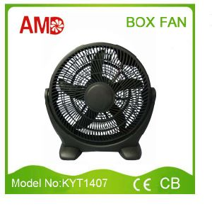 Hot-Sales Powerful Air Delivery Box Fan (KYT1407) pictures & photos