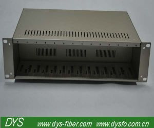 Fiber Optic 14 Slot Converter Rack Mount pictures & photos