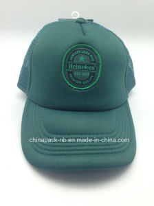Flat Bill Snap Back Foam Mesh Truck Hats New (CPA_31080) pictures & photos