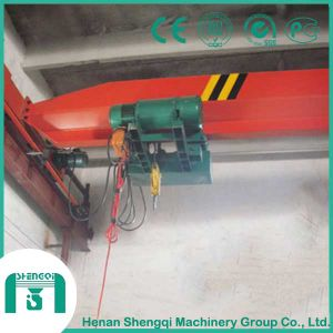 Single Girder 10 Ton Overhead Crane for Factory pictures & photos