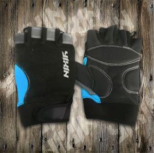 Riding Glove-Half Finger Glove-PU Gloves-Sporting Glove-Safety Glove pictures & photos