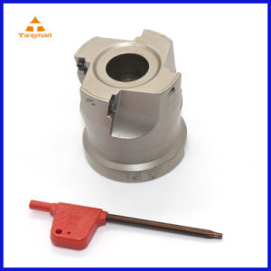R390 Right Shoulder in Face Milling Cutter