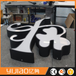 Long Life 3D Market Letters Alphabet to Decorate pictures & photos