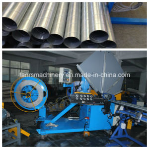 Spiral Pipe Machine for Ventilation Duct pictures & photos