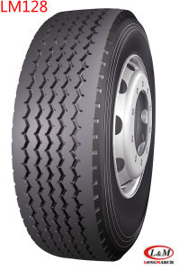 385/55r22.5 Long March Trailer/ All Position Radial Truck Tyre pictures & photos