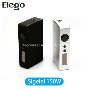 2015 Wholesale E-Cigarette Mod Sigelei 150W pictures & photos