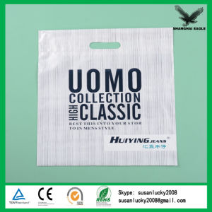 Most Popular Customised Clear Plastic Bag pictures & photos