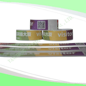 Entertainment One-Time off Tyvek ID Bracelet Wristbands (E3000-4-5) pictures & photos