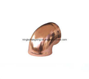 Copper Elbow 90 Degree Fittings pictures & photos