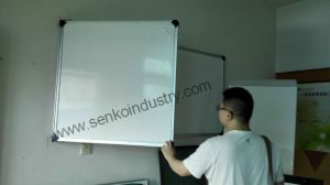 Triple Folded Whiteboard with High Quality From Senko pictures & photos