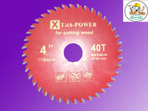 Tct Saw Blades for Cutting Aluminum&Alloy (JL-TCTA) pictures & photos