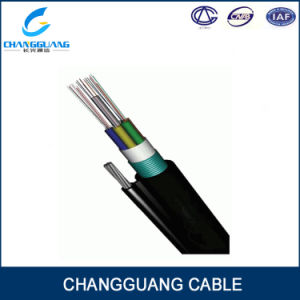 High Quality Factory Supply Gytc8a Communication Network Optical Fiber Cable Outdoor Self-Supporting with Single or Multi Mode Fiber 12 Core