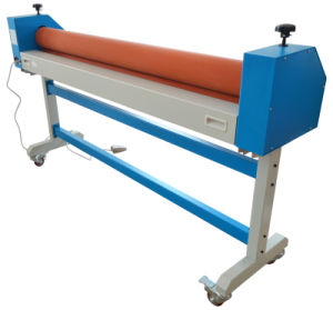 1600mm 63inch Large Format Advertisement Cold Laminator pictures & photos