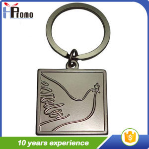 Square Shaped Key Chain with More Than 10 Years Experience pictures & photos