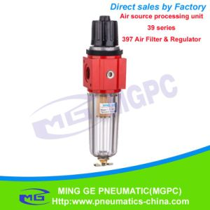 397 Air Filter & Regulator of Air Source Treatment Unit