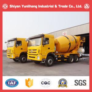 T380 6X4 Mixer Vehicle/Concrete Mixer Truck pictures & photos