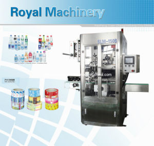 Bottle Shrink Sleeve Labeling Machine pictures & photos