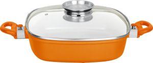 Square Casting Aluminum Fry Pan