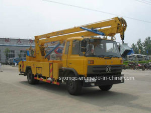 Dongfeng 4*2 High-Altitude Operation Truck