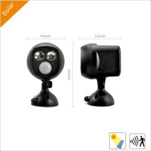 6W LED Emergency Light with Sensor (House Garden Outdoor Lighting)
