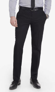 Wholesale Customerized Men′s Non-Iron Wrinkle-Free Cotton Straight-Leg Dress Pants pictures & photos