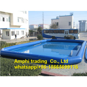 Customized High Quality Inflatable Swimming Wate Pool Cheap on Sale pictures & photos