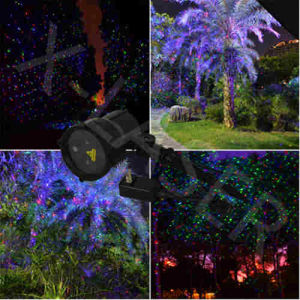 Red Green Blue Elf Light Christmas Lights Projector Outdoor Laser/Green and Blue Moving Garden Laser Decoration pictures & photos