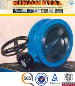 Dn 200 1/2/3 PC Wcb Carbon Steel Flange Butterfly Valve Price pictures & photos