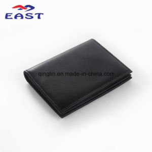 2016 PU Leather Business Card Package with Custom Logo pictures & photos
