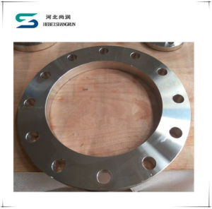 En1092-1/01/B1 304L Plate Flange RF Dn300 Pn16 for Pipe Fittings pictures & photos