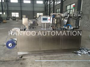 Automatic Alu-PVC Blister Packing Machine pictures & photos
