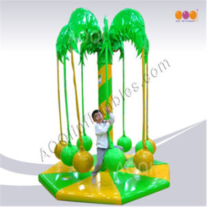 New Indoor Toys Sport Games Inflatables Coconut Swing (AQ8417) pictures & photos