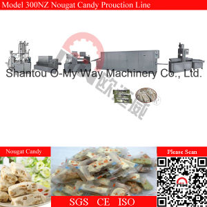 Manufacturer Nougat Candy Peanut Confectionery Making Line pictures & photos