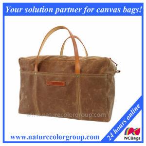 Best Canvas Weekender Bag for Men pictures & photos