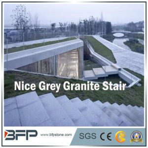 Chinese Building Material Granite Stair for Exterior pictures & photos