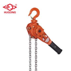 0.75 Ton-10 Ton Lever Block Chain Block Manufacturer pictures & photos