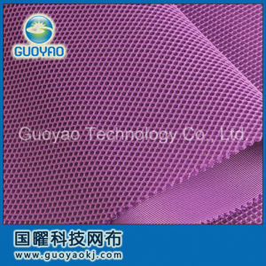 Soft and Comfortable 100% Polyester DTY Knitted Air Mesh pictures & photos