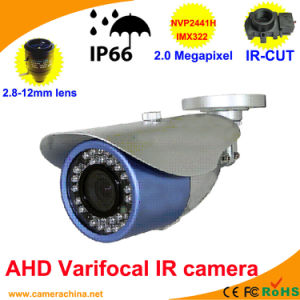 30m IR Varifocal Weatherproof 2.0 Megapixel Ahd Camera pictures & photos